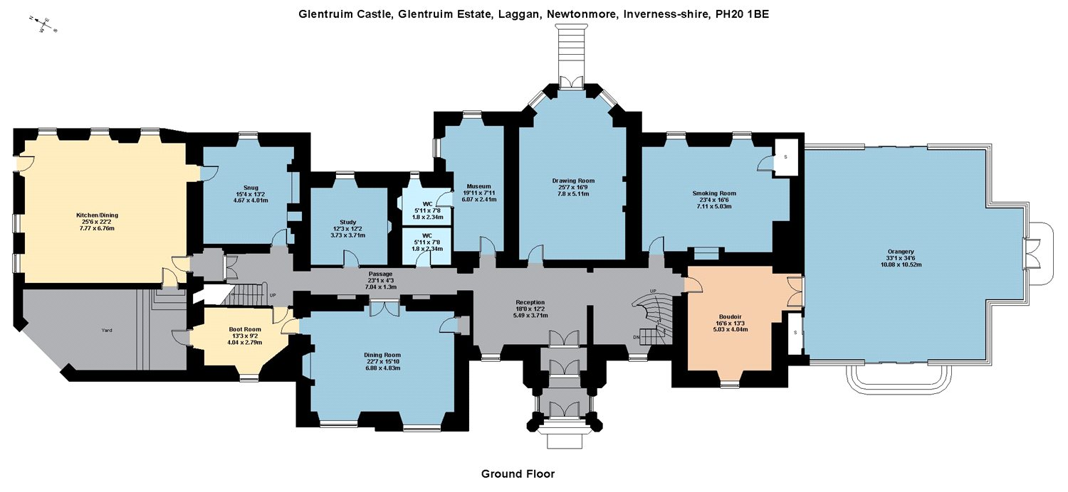 Ardverikie House Floor Plan The Gilded Age Era Quot