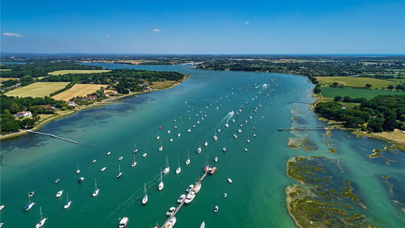 Itchenor, Chichester Harbour